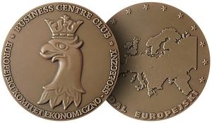 Medalha Europeia